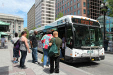Bus Accident Personal Injury in Rhode Island